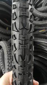 着色された電気自転車のタイヤ20*2.125