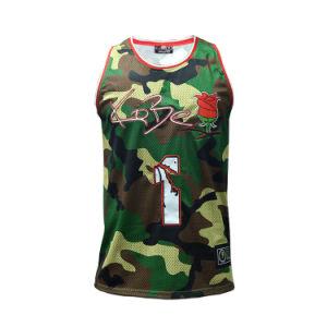 59552b6c7 100%Basquetebol Sublimação de poliéster Jersey Camisa Basquete barato  grossista personalizada