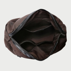 Einfache Art-Form PU lederne Dame Handbag Women Shopping Handbag