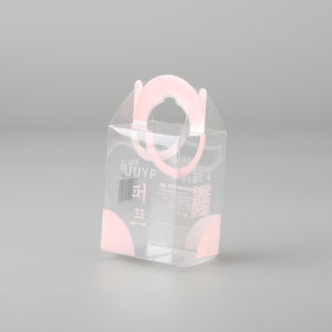カスタム半透明なPVCギフト用の箱のプラスチックの箱