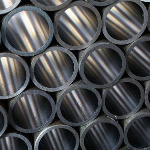 De koudgetrokken Naadloze Pijp van de Buis van het Koolstofstaal van de Pijp ASTM van het Staal