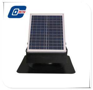 Het zonne Aangedreven Ventilator van de Ventilator van het Dak Zonne Aangedreven Zolder