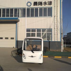 11 lugares turísticos eléctrico carro com a SGS