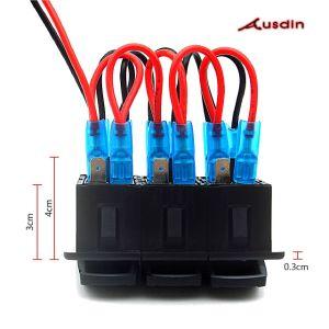Interruttore di attuatore per l'interruttore basculante della barra chiara 12V del LED