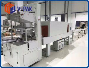 Ajuste automático de la máquina de cartón para el arroz o harina Embalaje (Vpak WJ-LLGB-15)