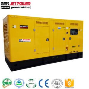 140kw 175kVAはディーゼル発電機の電気ディーゼル機関の発電機の価格を沈黙させた