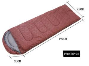 屋外の延ばされていた厚化の広がる屋外の寝袋