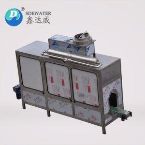 200b/h capping de remplissage de la machine à laver 5 gallon l'eau embouteillée