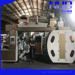 Impulsado por el Centro de impresión de servo de Ci prensas flexográficas/Ci impulsado Pritning Servo Flexo máquina