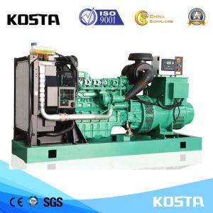 generatore di potere portatile diesel silenzioso 45kVA con la certificazione del Ce
