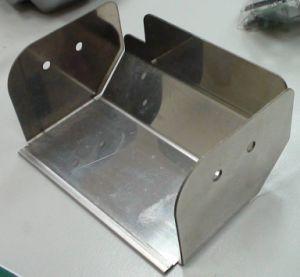 Kundenspezifisches Blech, welches Teil-das kundenspezifische Puder-Beschichtung-Metall stempelt Teile bildet