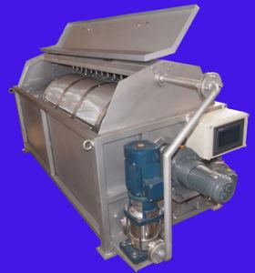 Drehtrommel-Bildschirm für Fasern und klebrige Körper F, Fisch-verarbeitende Industrie
