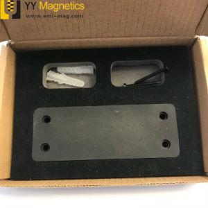 高品質ゴム製上塗を施してある磁気銃のホールダー