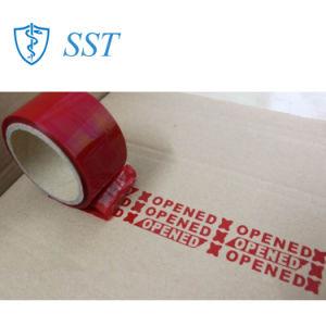 Promotion de la sécurité antivol Void bande hautes performances pour la case Package