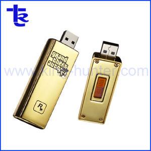 Рекламных подарков USB Flash Driver ключ для золота бар USB