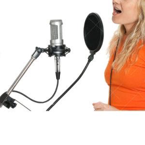 XLR de 3 pines hembra a macho USB Adaptador de Cable de micrófono grabador Vocal