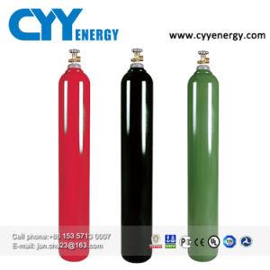 40L de Aço Sem Costura de alta pressão de dióxido de carbono de argônio nitrogênio oxigênio cilindro de gás