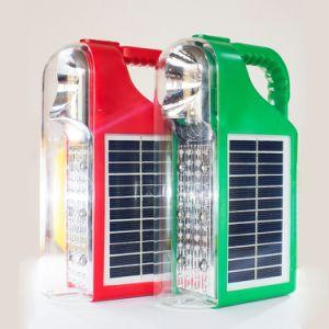 Manfuacturerから販売する携帯用太陽LEDのキャンプの軽く最もよい太陽照明キット