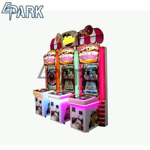 Epark Monedas Cake Master juego de la redención de la máquina para 3 jugadores