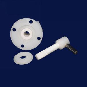 ヒスイカラー精密弁の処理し難いAl203アルミナの陶磁器の摩耗の部品