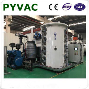 Grande macchina della metallizzazione sotto vuoto della mobilia del metallo/strumentazione variopinta del rivestimento