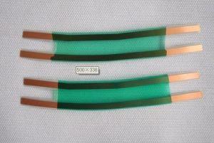 0,1Mm de espessura da placa de circuito impresso PCB flexível de poliamida FPCB