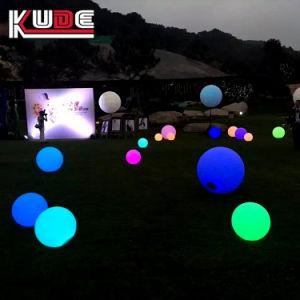 Las bolas de LED LED cubos para Navidad