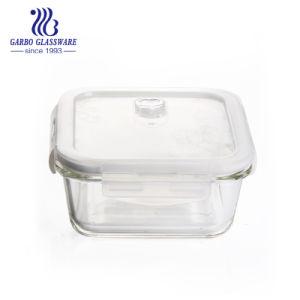 Les contenants alimentaires 700ml en verre pour micro-ondes (GB13G48148)
