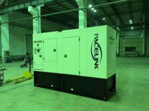 200ква на базе Cummins звукоизолирующие генераторная установка дизельного двигателя с маркировкой CE/ISO экономического