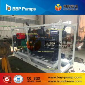De vacuüm Hulp ZelfPomp van het Water van de Dieselmotor van de Instructie Meertrappige Centrifugaal