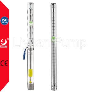 1.1Kw (1.5HP), de la pompe à eau solaire submersible pompe submersible à plusieurs degrés