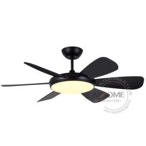 Decorativo moderno Ventilador de techo con luz LED