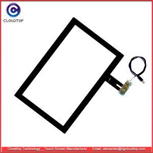 Ecran tactile capacitif 18,5 pouces pour panneau LCD avec interface LVDS