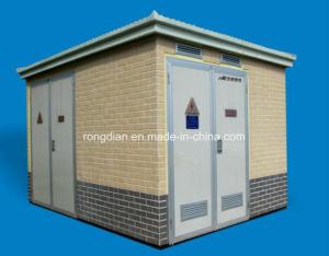 Ybm-12モデル一定した電圧変圧器のサブステーション(30-1250kVA)