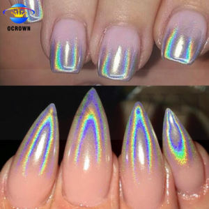 釘のペンキのためのホログラフィック効果の粉のSpectraflair Holoの虹の顔料