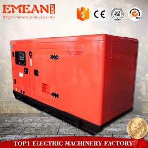 Excellent Perkin 80Kw de puissance 100kVA Groupe électrogène Générateur Diesel silencieux de remorque