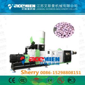 Compuesto de PVC rígido de plástico Corte caliente rallar la máquina