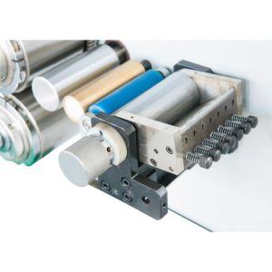 공단 리본 실크 직물 레이블 고속 회전하는 인쇄 기계