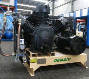 Elektrische Compressor van de Lucht van de Hoge druk van de Zuiger 4500 Staaf Psi/300
