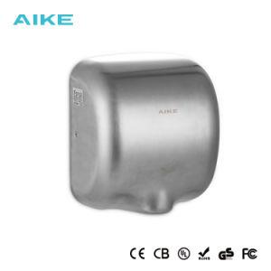Oberfläche-Eingehangener, automatischer, aufgetragener Edelstahl-Deckel-Handtrockner