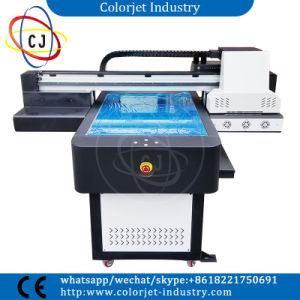 Cj-R6090UV neue Größen-kleiner UVflachbettdrucker des Entwurfs-A1