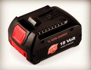 Para herramientas eléctricas de sustitución de Bosch Herramientas Eléctricas 2.5ah 18V609, Bat Bat618 batería
