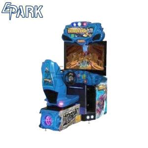 Schnellgang-videosimulator-Spiel-Maschine Münzensuperder geschwindigkeits-Wasser-themenorientierte laufende Säulengang-Maschinen-H2