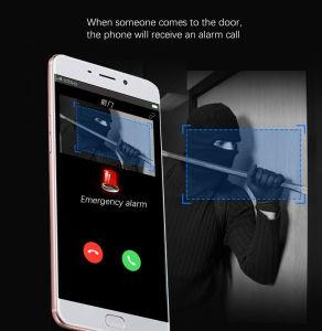 ホームセキュリティーのための無線のおよびワイヤーで縛られた可聴周波ビデオドアの電話