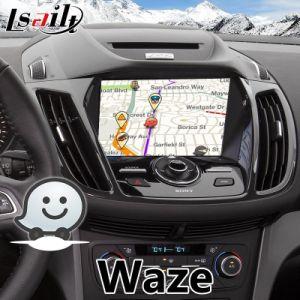 Percorso di GPS dell'interfaccia dell'automobile del Android 6.0 per il sistema Sync3 del titanio 2016-2018 di fuga del Ford