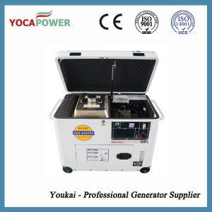 На 5 Квт мощности двигателя дизельного двигателя Air-Cooled генераторной установки