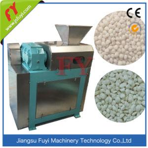 Mini double machine à granulés à rouleaux pour engrais