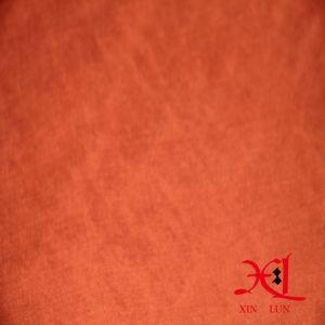 직물을%s 100%Polyester 시퐁 보통 염색 직물