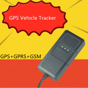 Equipamento de localização do veículo por GPS com marcação CE
