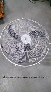 Protector del ventilador de acero inoxidable cubierta de ventilador/Acondicionador de aire/Cable Cubierta de ventilador Venta caliente